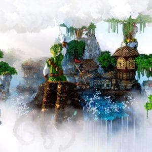 Zelda Skyblock - TeamVisionary Store