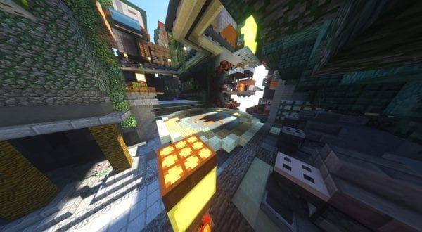 SciFi Spawn - Team Visionary Build Shop