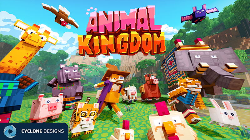Animal Kingdom by Cyclone Designs