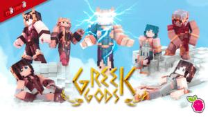 Greek Gods Skin Pack