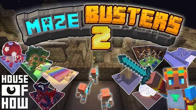 Maze Busters 2 by House of How