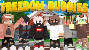 Freedom Buddies Skin Pack