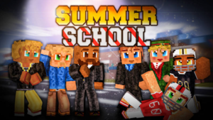 Summer School Skin Pack