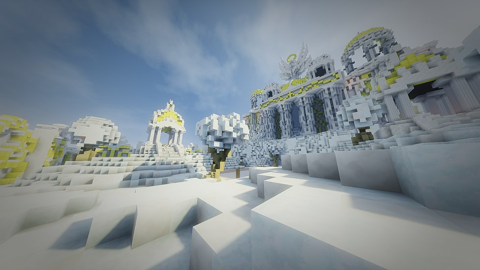 Heaven Mine by Odyssey Builds