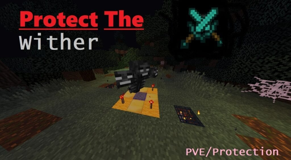 Protect The Wither By WITHER_KING_