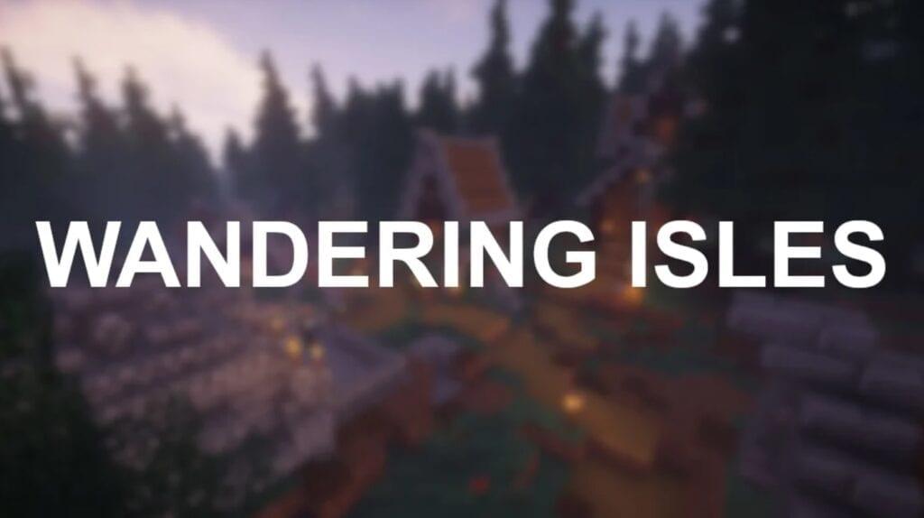 Wandering Isle By Luki