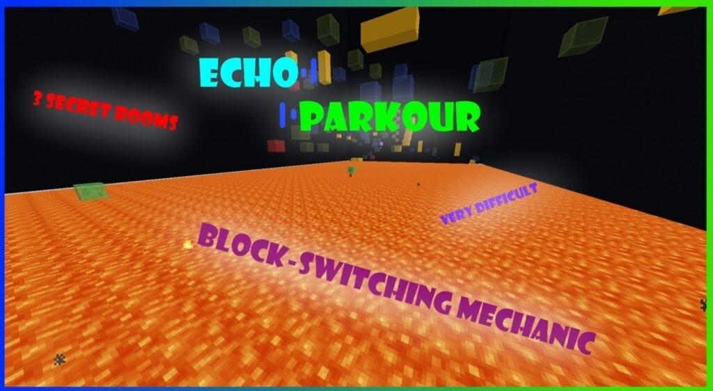 Echo Parkour By Deojlmc