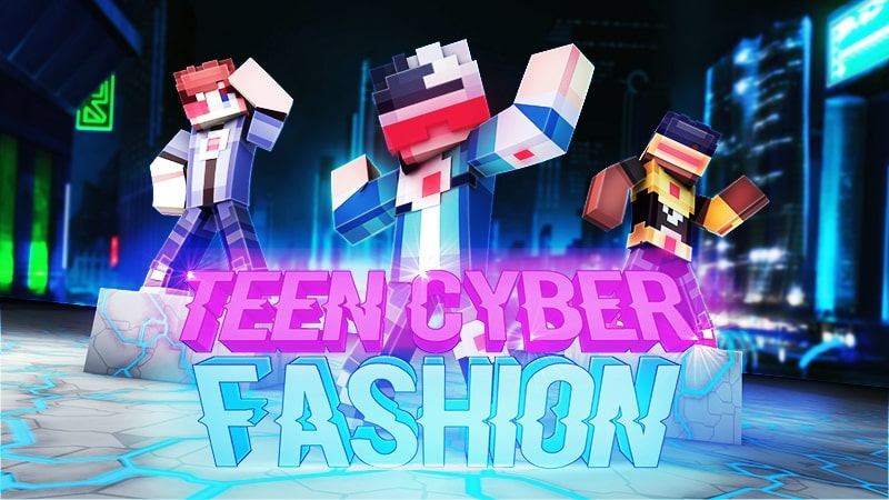Teen Cyber Fashion by Kubo Studios