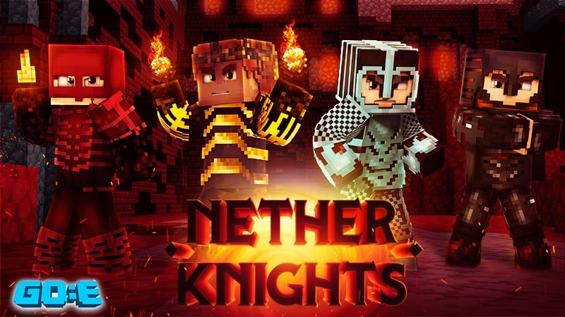 Nether Knights by GoE-Craft