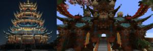 Minecraft Building Theme Example