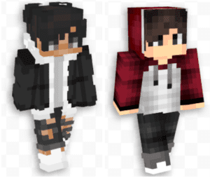 Minecraft Character Skins