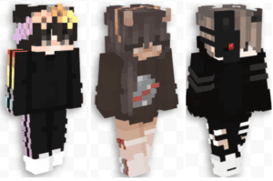 Other Examples of More Minecraft Characters