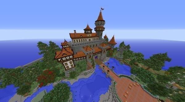 Medieval Bay Hub | Team Visionary Build Shop