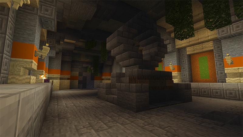Minecraft Map Example