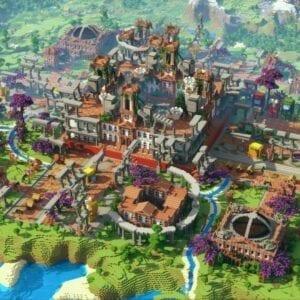 Fantastical Factions Bundle Render | Team Visionary Build Store