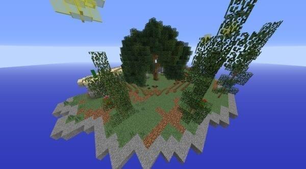 Medieval Skies Skyblock Bundle 35x35 Island