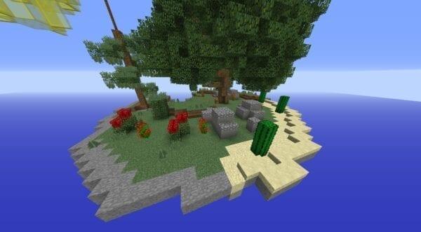 Medieval Skies Skyblock Bundle 25x25 Island