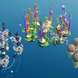 Skywars Map Bundle | Team Visionary Build Store